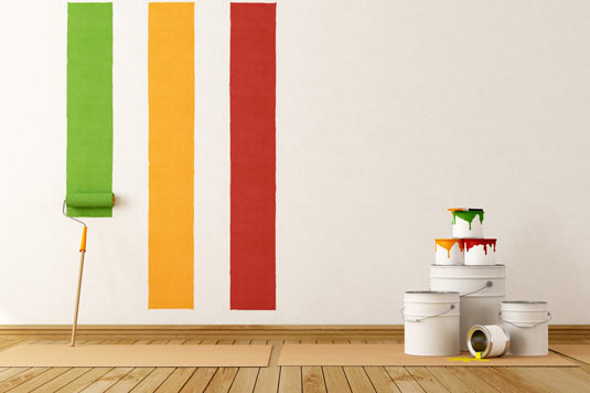 Servicios profesionales de pintura